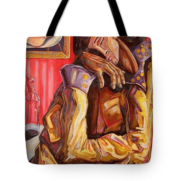 Always You Tote Bag by Darwin Leon