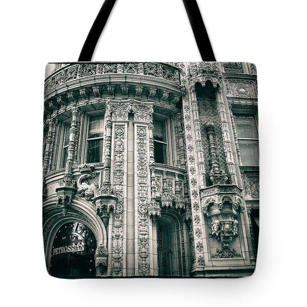 Alwyn Court  Tote Bag