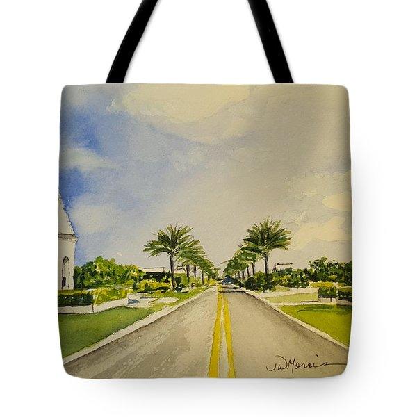 Alys Beach, Florida Tote Bag