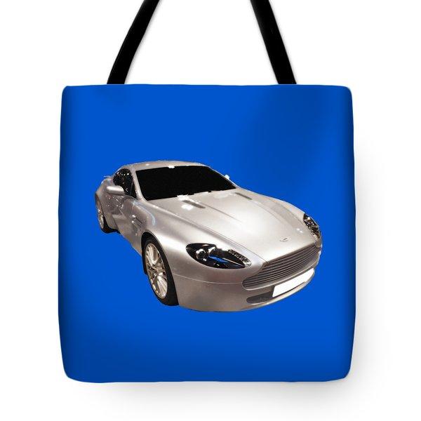 Am Sports Car Art Tote Bag