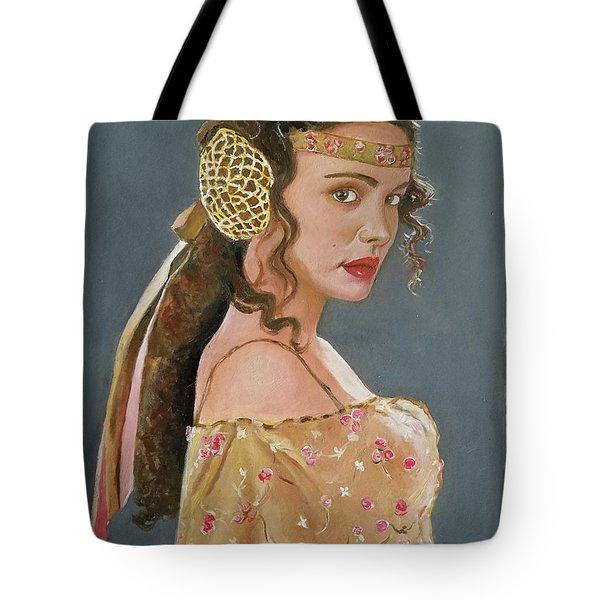 Amadala Tote Bag by Tom Carlton