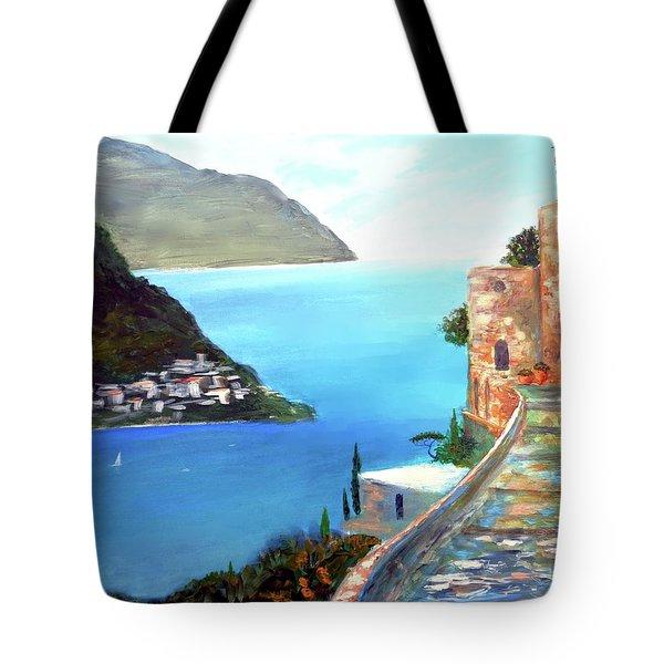 Amalfi Gem Tote Bag