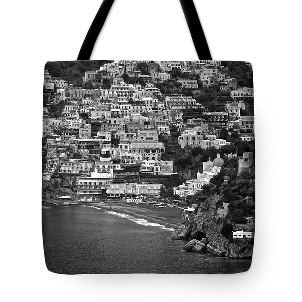 Amalfi's Positano Tote Bag by Eric Tressler