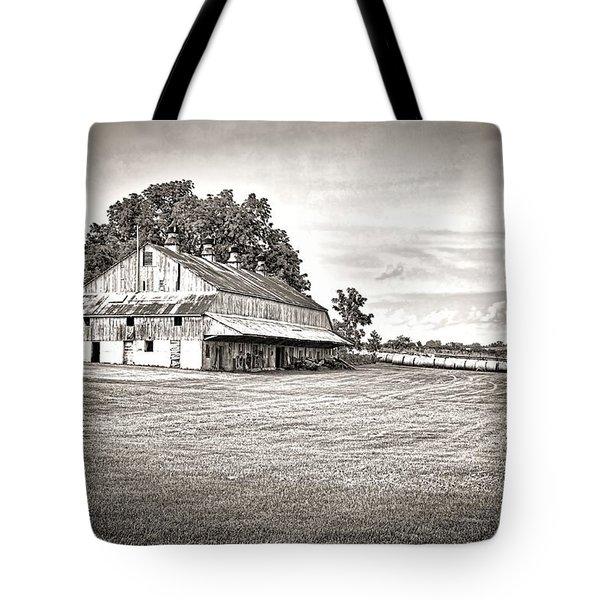 Amana Colonies Farm House Tote Bag