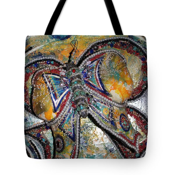 Amanda - My Precious Butterfly Supporter Tote Bag