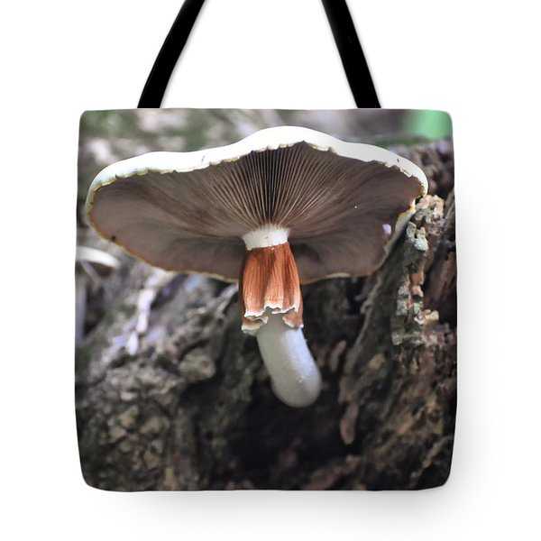 Amanita Tote Bag by Chris Flees