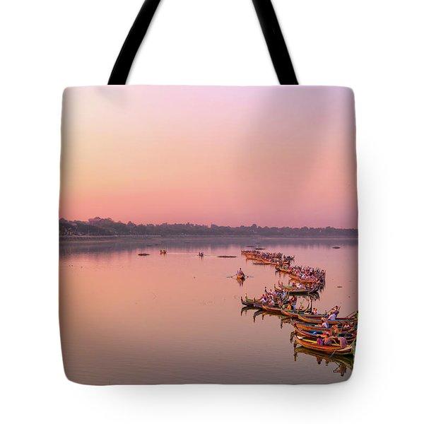 Amarapura Tote Bag