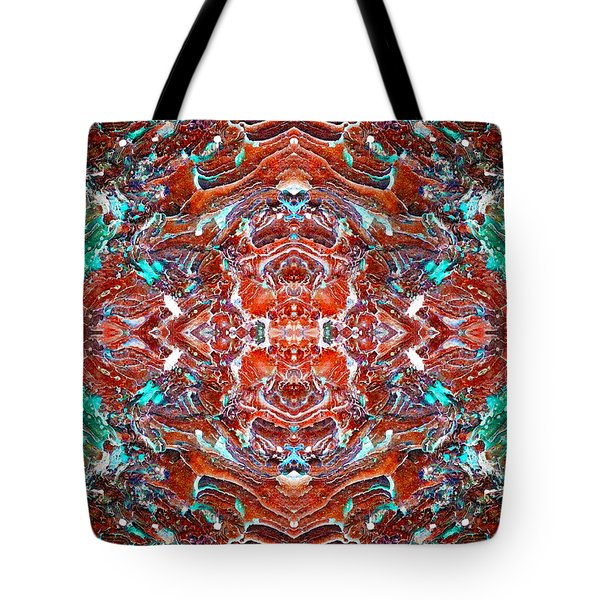Amassed Existence Tote Bag