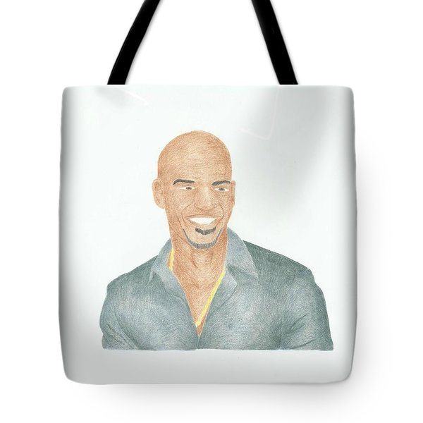 Amaury Nolasco Tote Bag