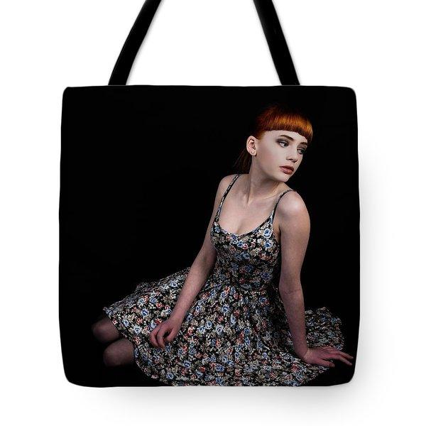 Amazing Beauty Tote Bag