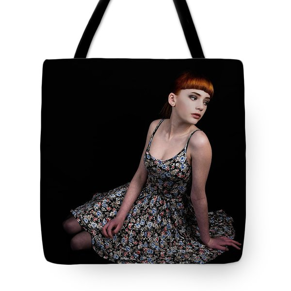 Amazing Beauty Tote Bag