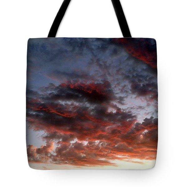 Spectacular Clouds  Tote Bag