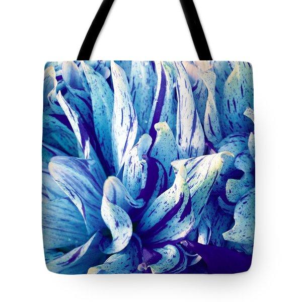 Amazing Dahlia Tote Bag