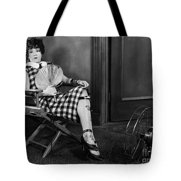 Amazing Mazie, 1925 Tote Bag by Granger