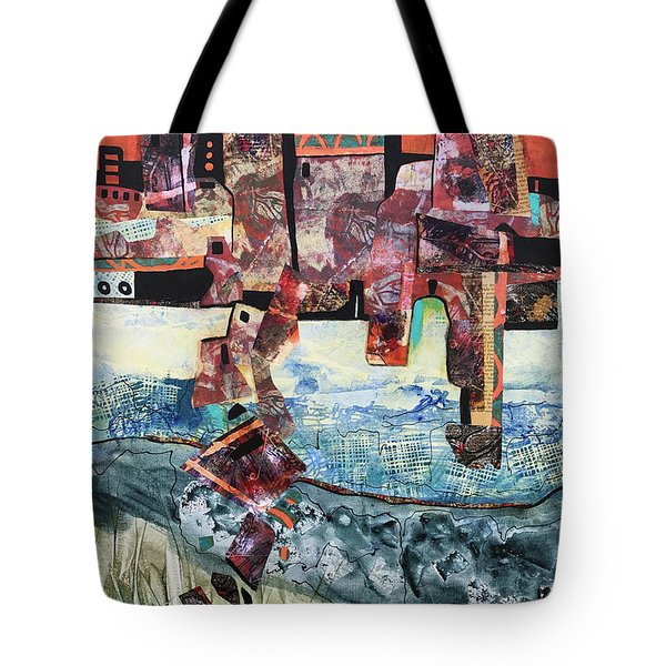 Amazing Places Tote Bag