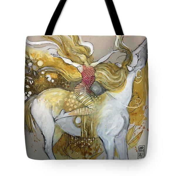 Amazone Tote Bag by Alessandro Andreuccetti