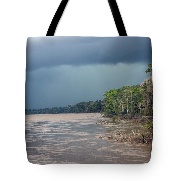 Amazonian Storm Study Number One Tote Bag
