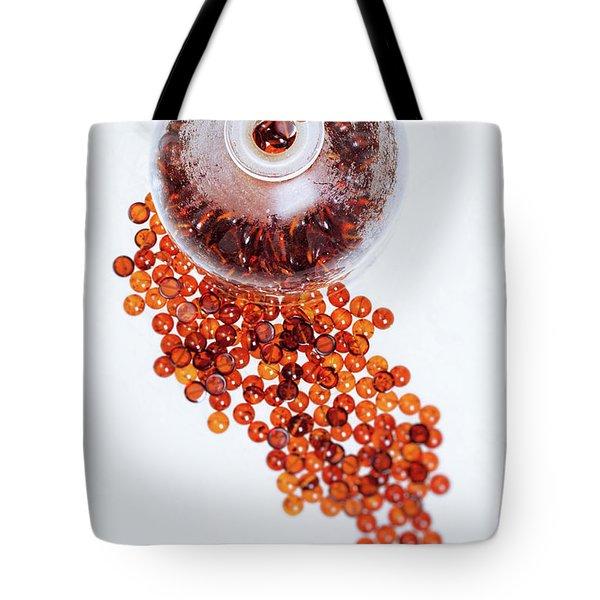 Amber #0664 Tote Bag