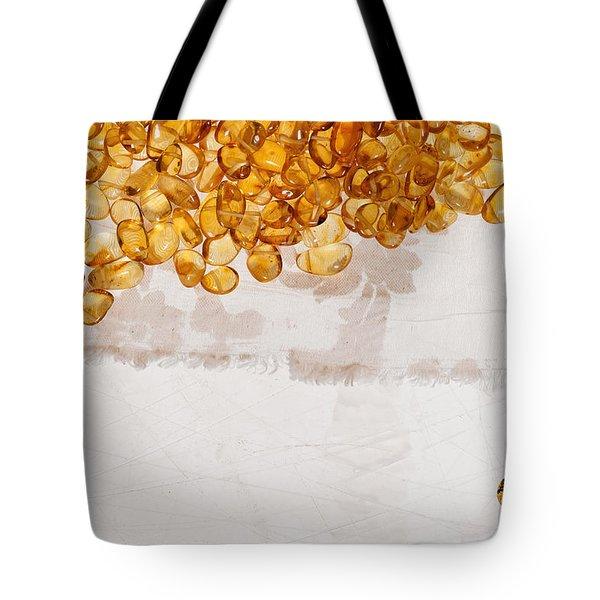 Amber #7863 Tote Bag