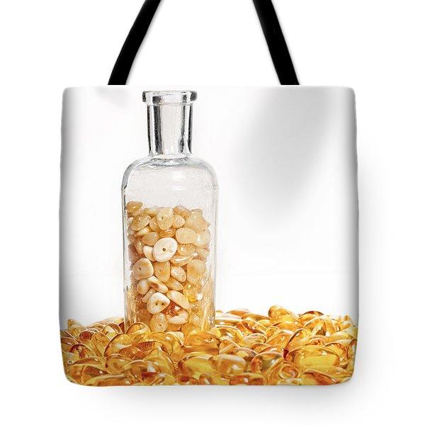 Amber #7900 Tote Bag