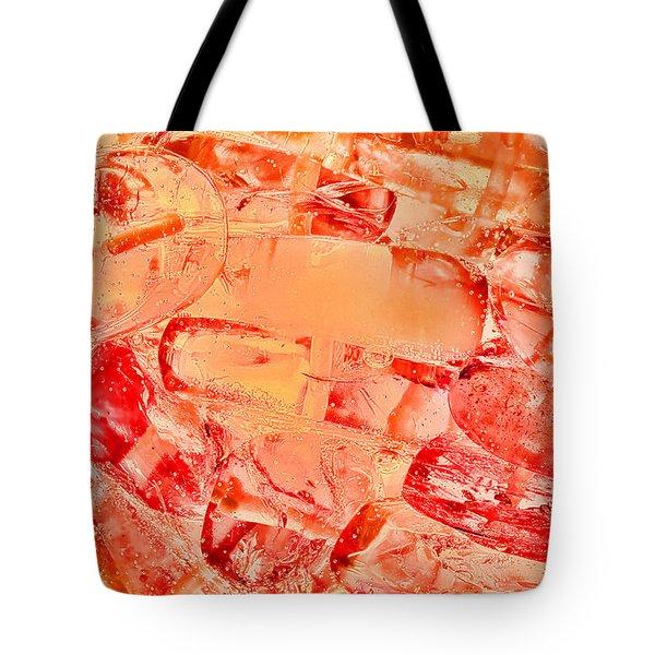 Amber #8371 Tote Bag