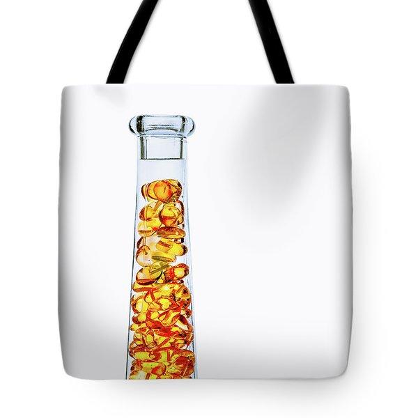 Amber #8429 Tote Bag