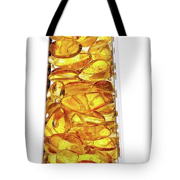 Amber #8527 Tote Bag