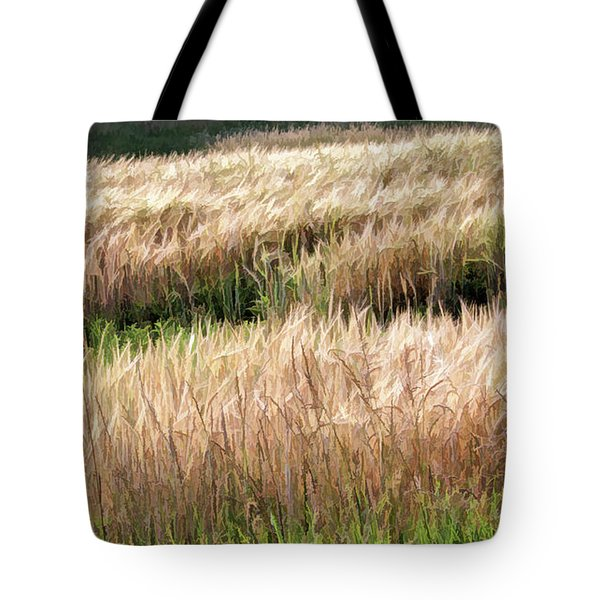 Amber Waves -  Tote Bag
