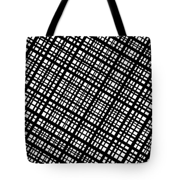 Tote Bag featuring the digital art Ambient 35 by Bruce Stanfield