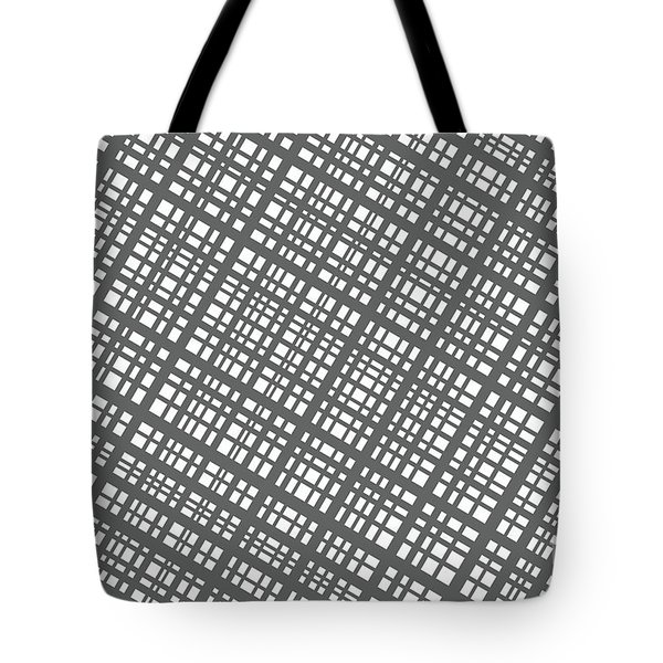 Tote Bag featuring the digital art Ambient 36 by Bruce Stanfield