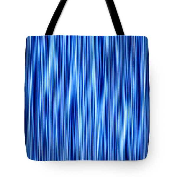 Tote Bag featuring the digital art Ambient 8 by Bruce Stanfield