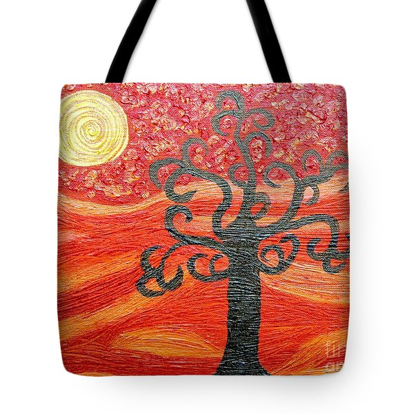 Ambient Bliss Tote Bag