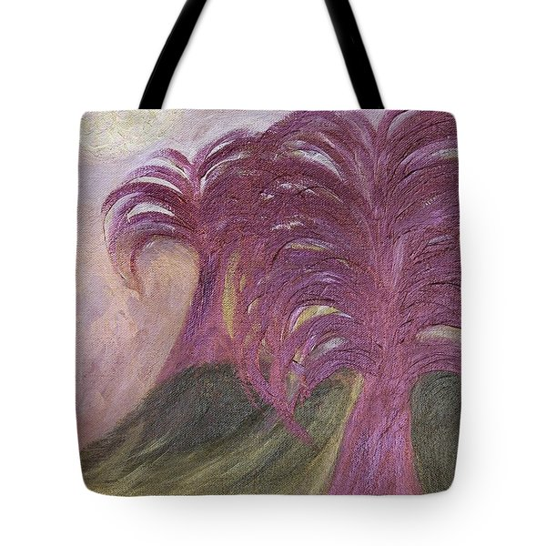 Ambient Moonlight Tote Bag
