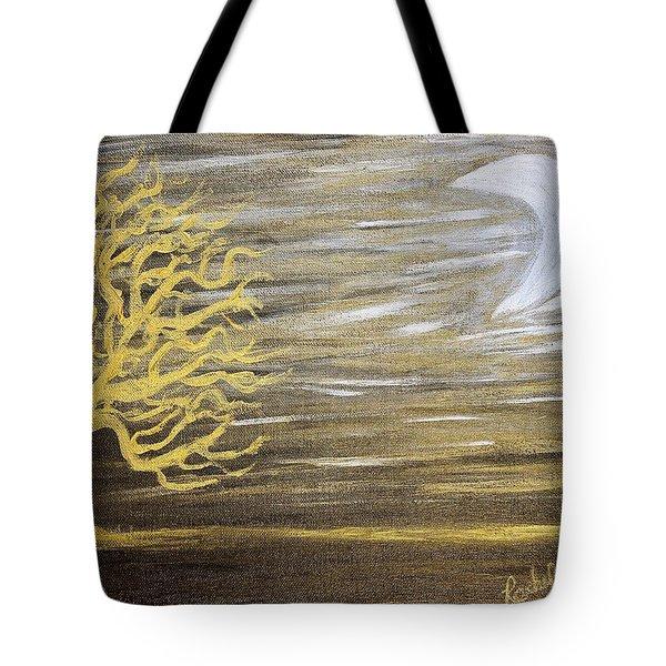 Ambient Night Tote Bag by Rachel Hannah