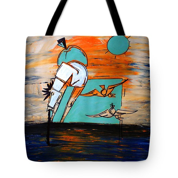 Ameeba- Horse 1 Tote Bag
