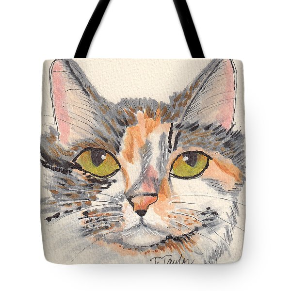 Amelia Tote Bag by Terry Taylor