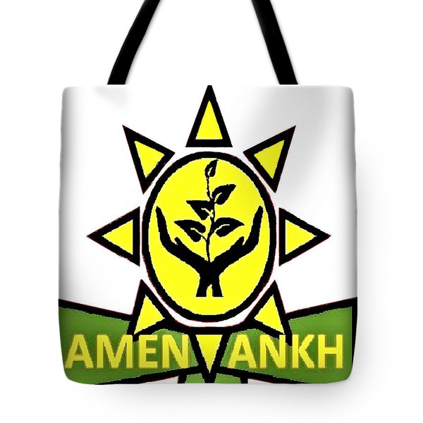 Amen Ankh Tote Bag