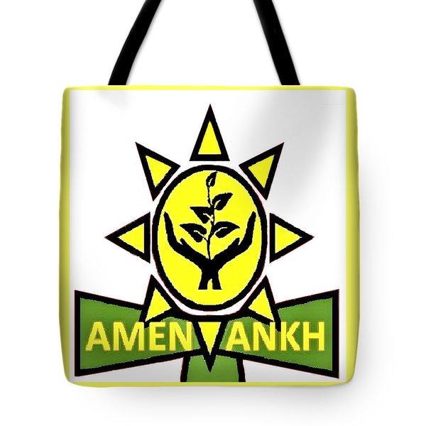 Amen Ankh Tote Bag