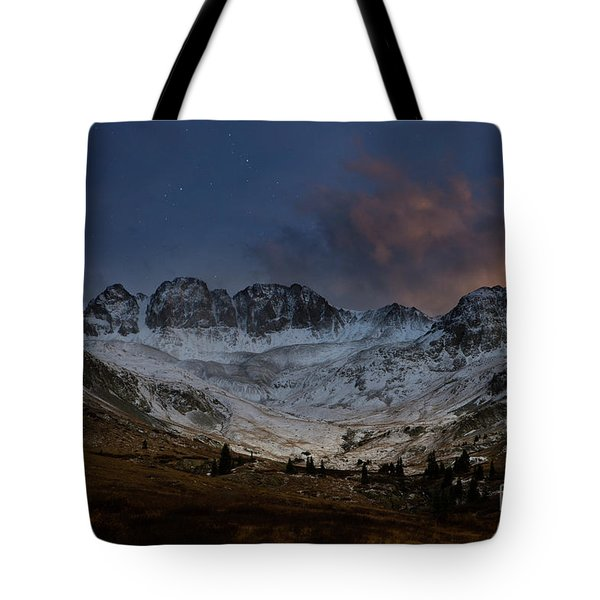 American Basin Tote Bag