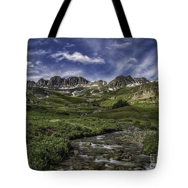 American Basin Trail Head Tote Bag