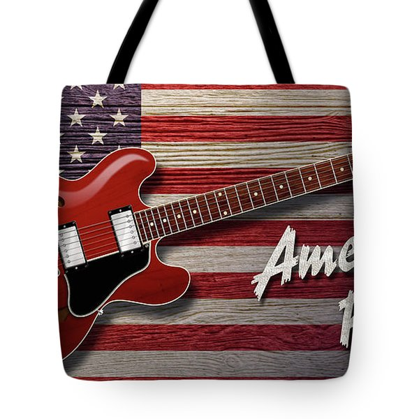 American Blues 335 Tote Bag