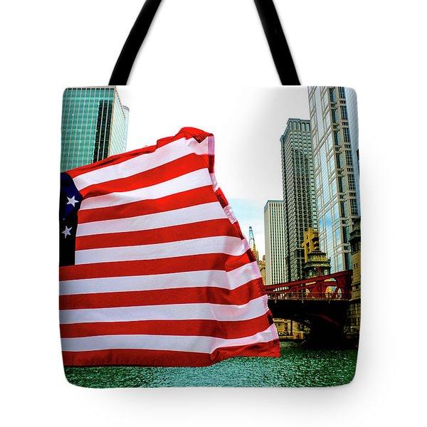 American Chi Tote Bag
