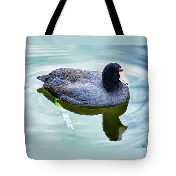 American Coot Duck Tote Bag