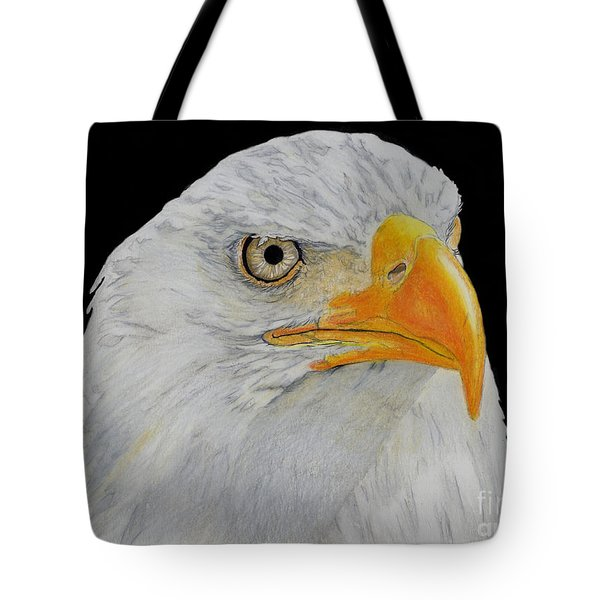 American Eagle Tote Bag by Bill Richards