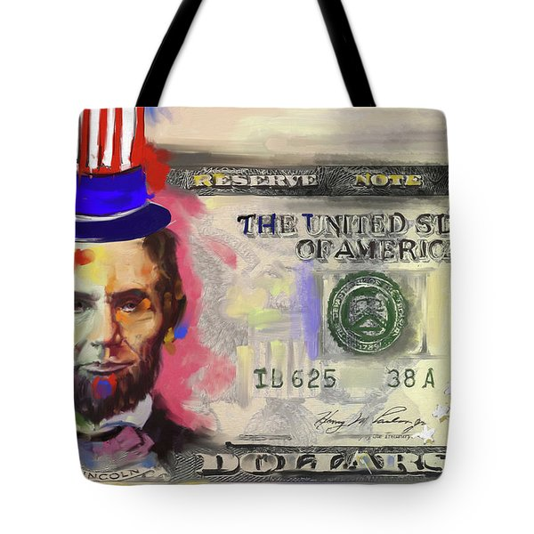 American Engravings 456 I Tote Bag