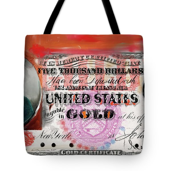 American Engravings I 454 IIi Tote Bag