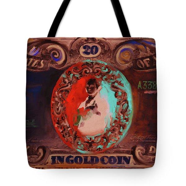 American Engravings II 455 II Tote Bag