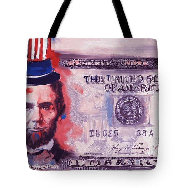 American Engravings IIi 456 II Tote Bag