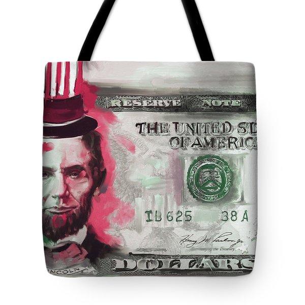 American Engravings IIi 456 IIi Tote Bag