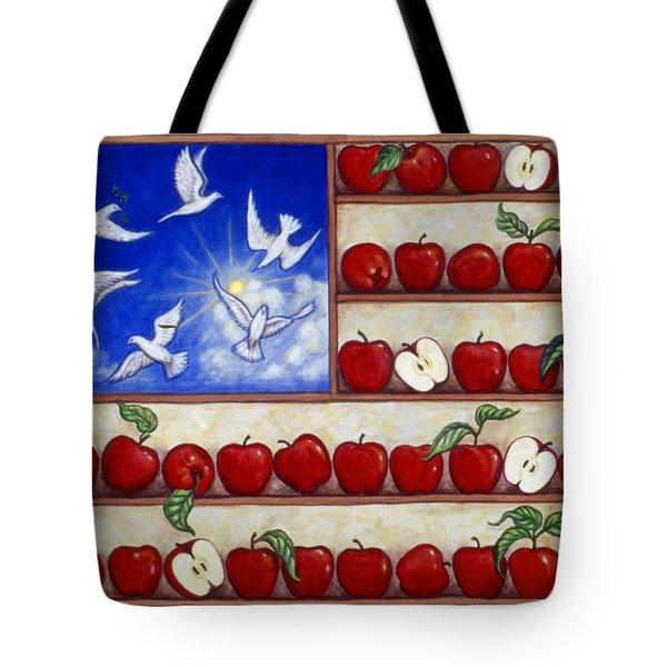 American Fantasy Tote Bag by Linda Mears